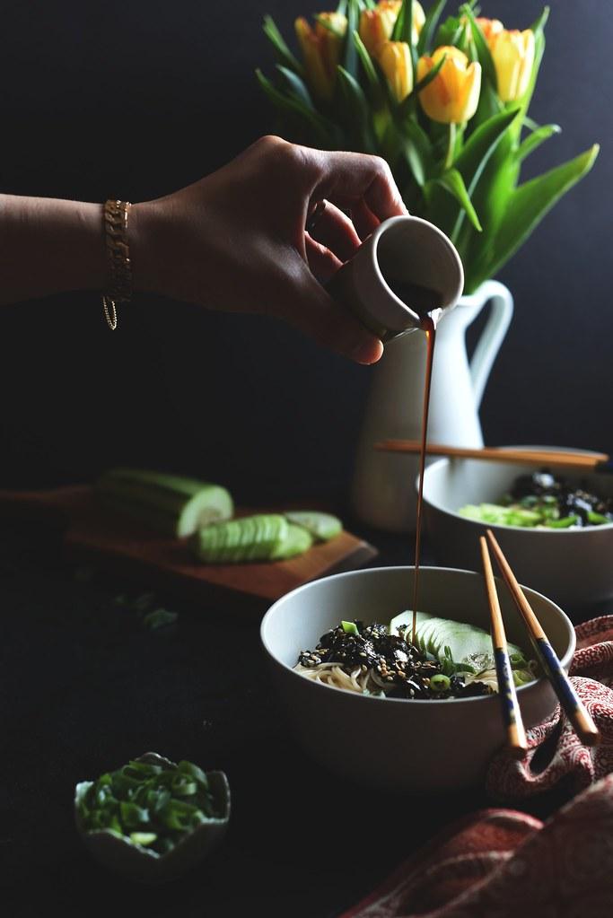 Somen Noodle Bowl