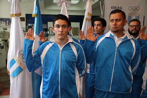 Selección de balonmano viaja al Panamericano en Argentina