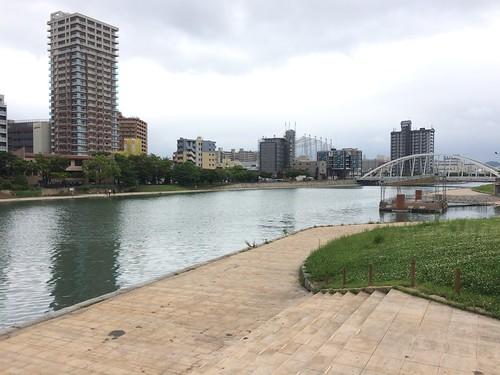 小倉 柴川 河口付近