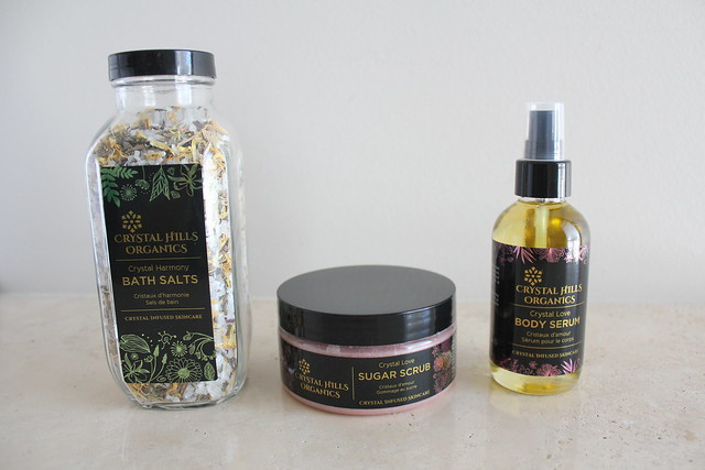 Crystal Hills Organic Skincare review