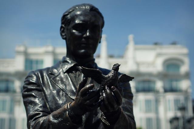 Federico Garcia Lorca - Plaza Santa Ana