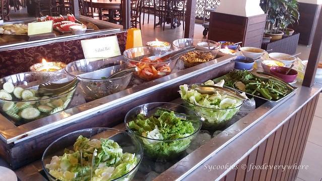 8.Sang Suria Buffet Restaurant @ Laguna Redang Island Resort