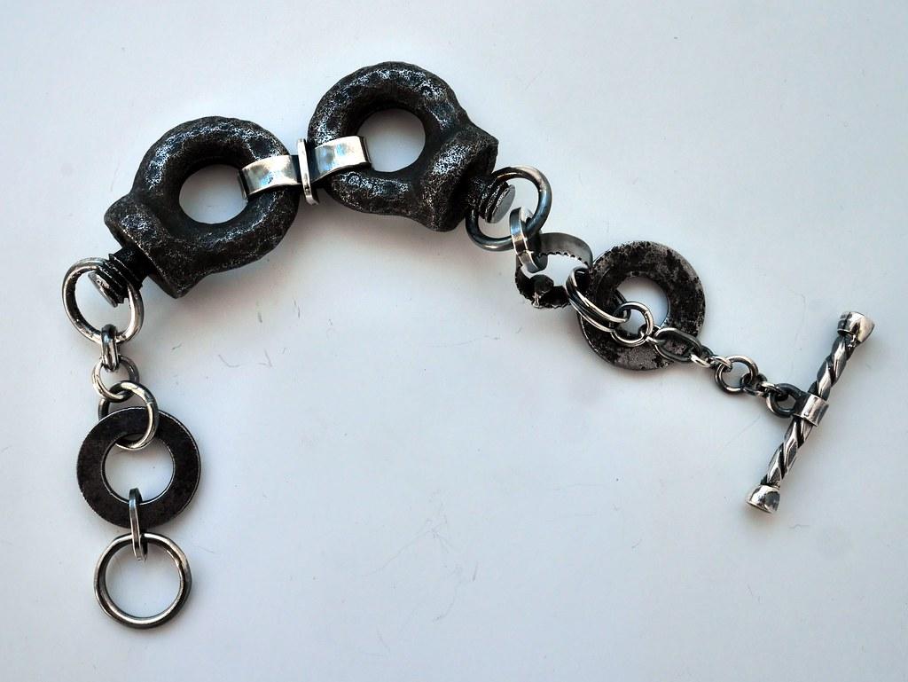 Seven Macho Bracelets - 6: Poking - 1