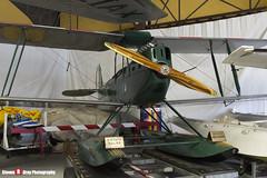 I-ABOU COM-11 MM65156 - 3392 - Aero Club Como - Caproni Ca-100 Idro - Lake Como, Italy - 160625 - Steven Gray - IMG_6386
