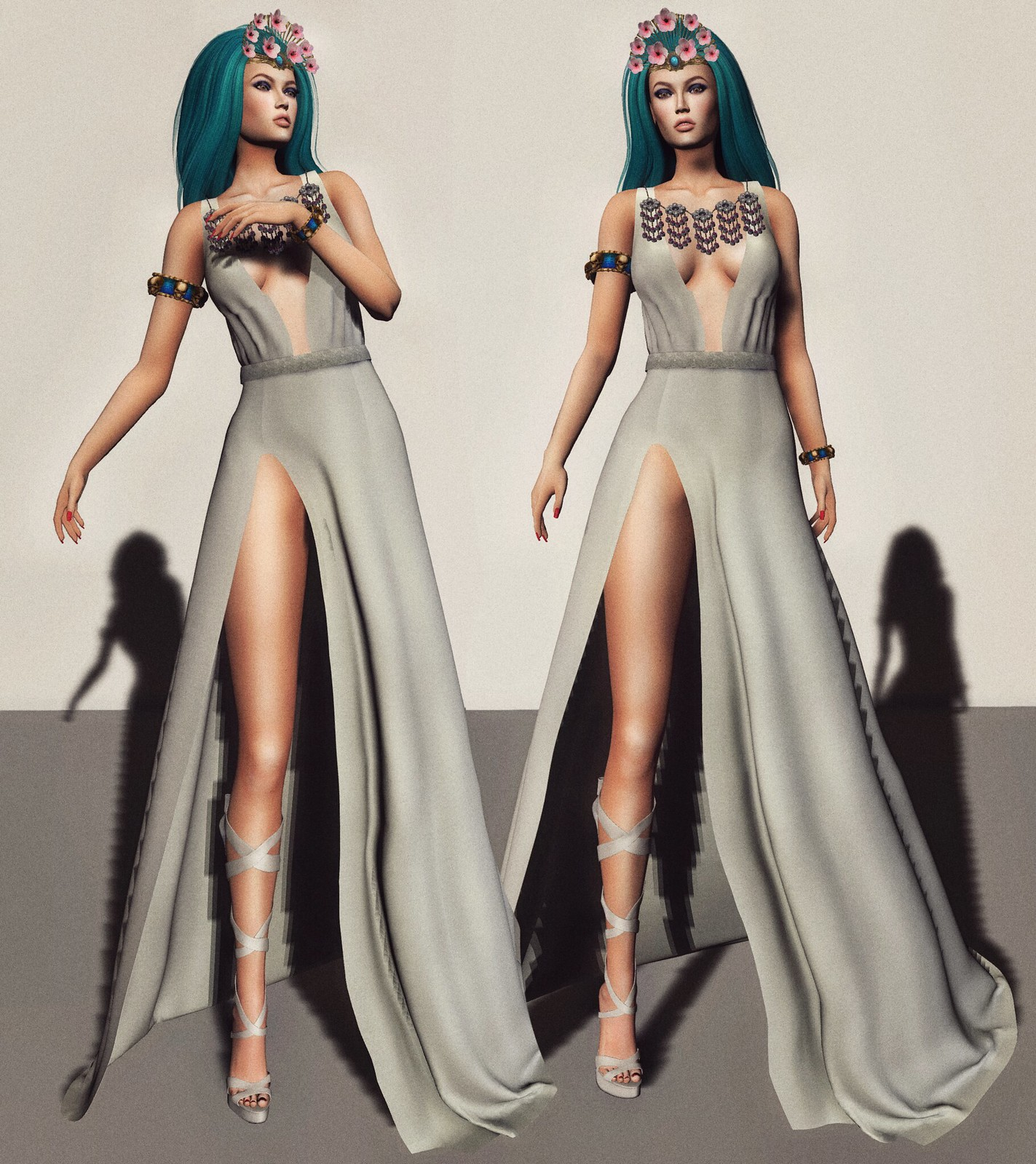 GIA Style Card// Fantasy Look