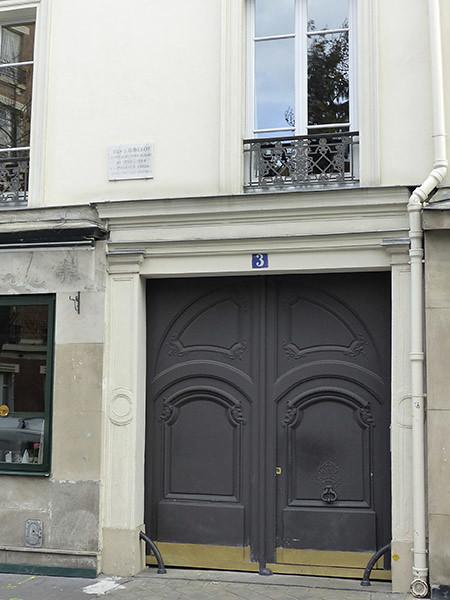 maison de diderot
