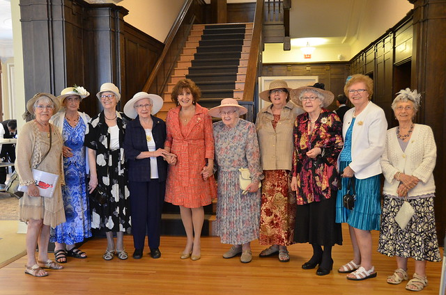 June 20 - QEII 90th Birthday Tea