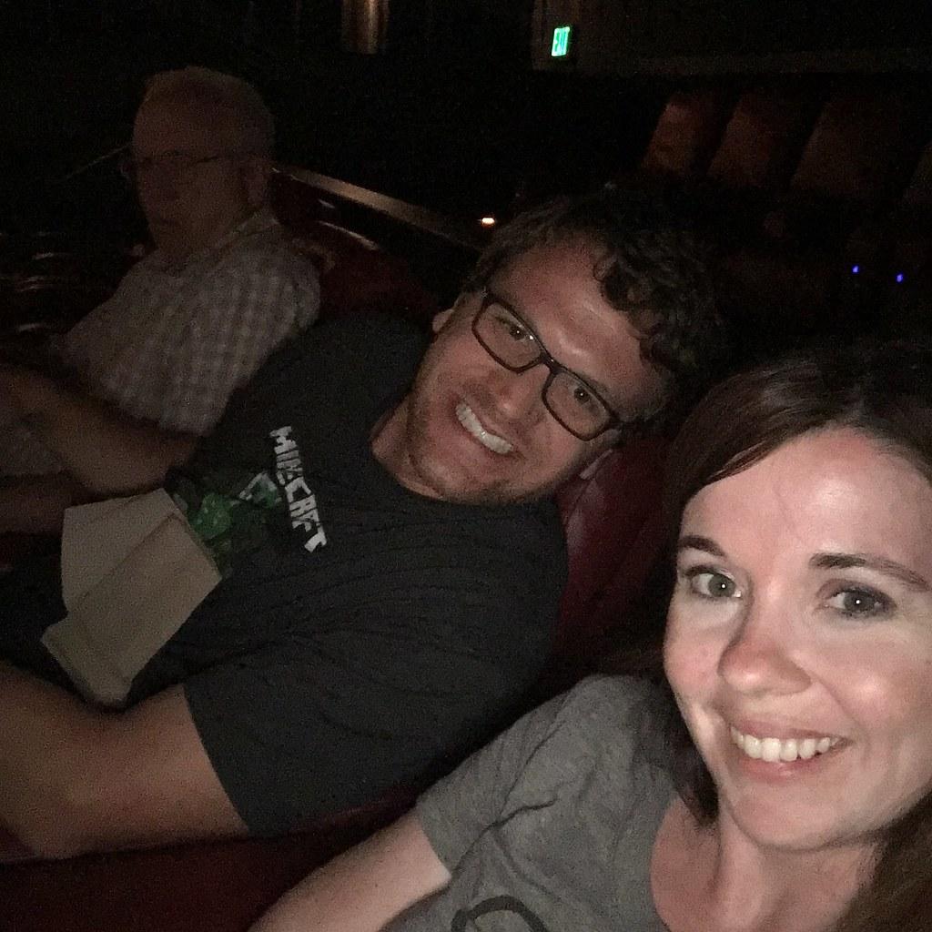 Late night movie night