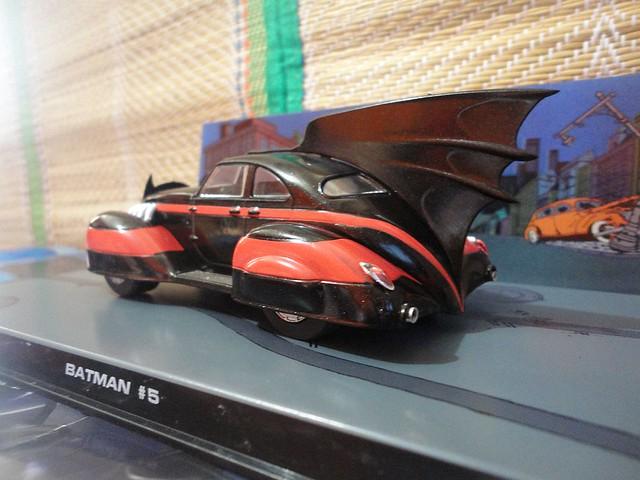 Batman #5 (1941) 1/43 (Eaglemoss)