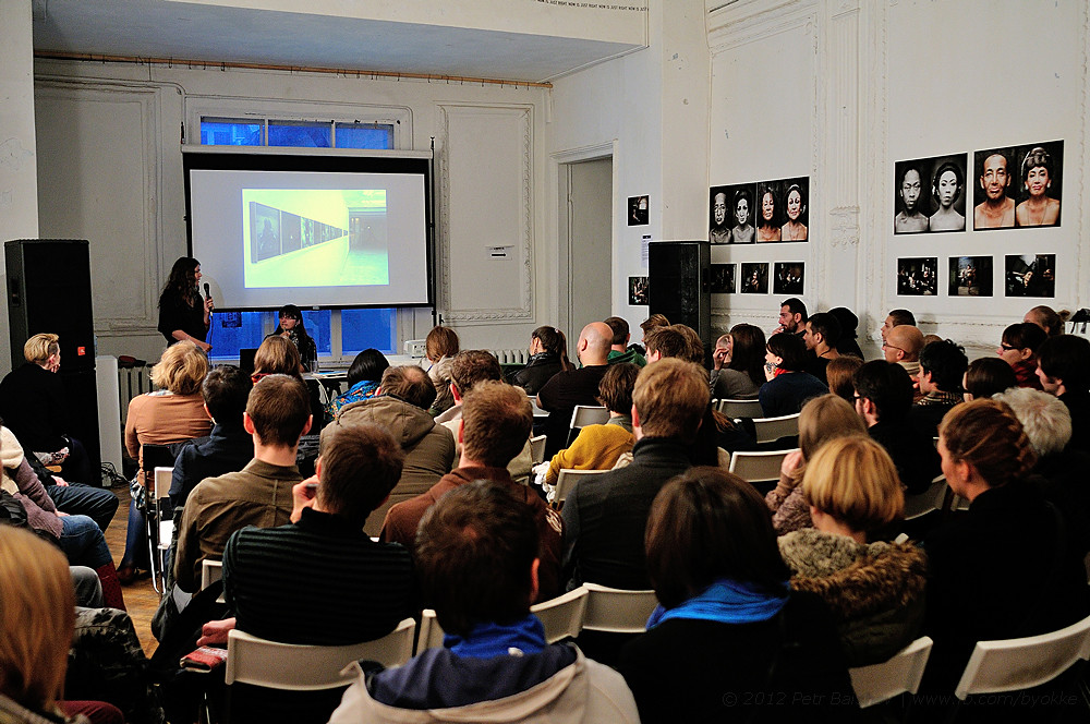 Workshop and meeting with Swedish photographer Martina Hoogland Ivanow