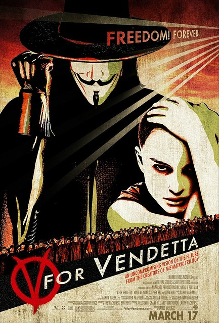(2005) V For Vendetta