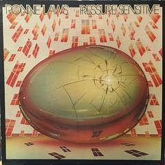 RONNIE LAWS:PRESSURE SENSITIVE(JACKET A)