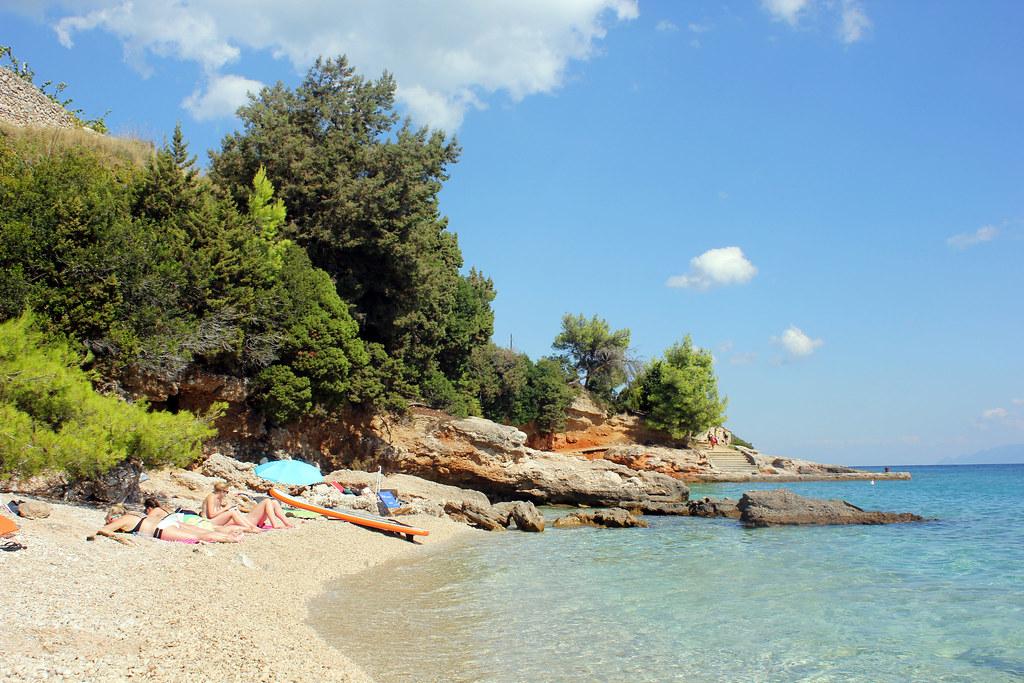 Hvar Croatia Skalinada beach cove