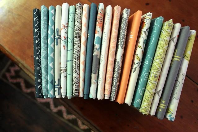 Tapestry fabrics by Sharon Holland