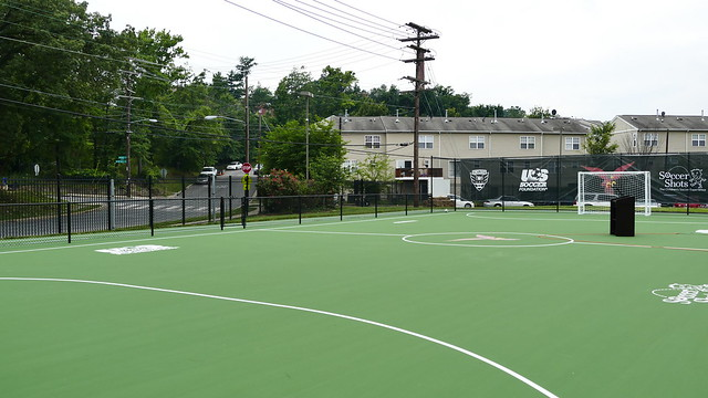 D.C. United and U.S. Soccer Foundation partner to unveil new mini-pitch at SEED School of Washington