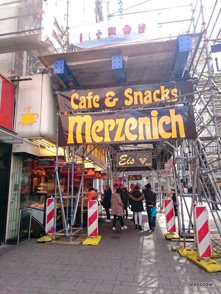 Merzenich Cafe Haus storefront