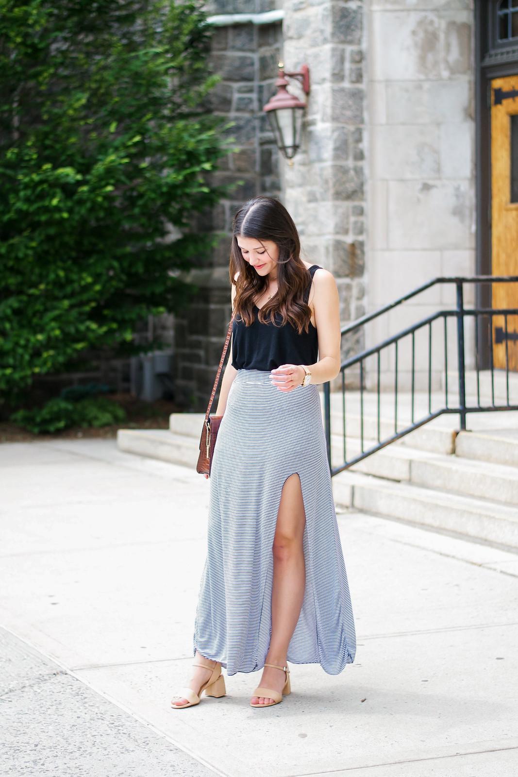 Maxi Skirt Summer Style