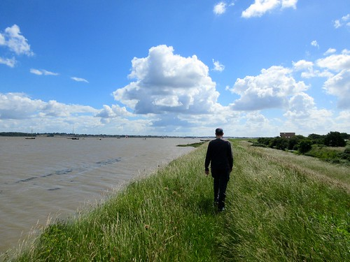 Mersea Island Weekend Walk