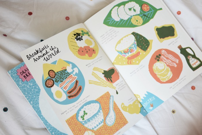 Playing with food - activity book