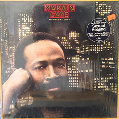 MARVIN GAYE:MIDNIGHT LOVE(JACKET A)