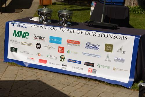 The B'nai Brith Charity Golf Classic 2016