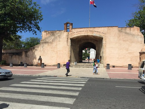 La Puerta del Conde | Parque Indepencia | Santo Domingo