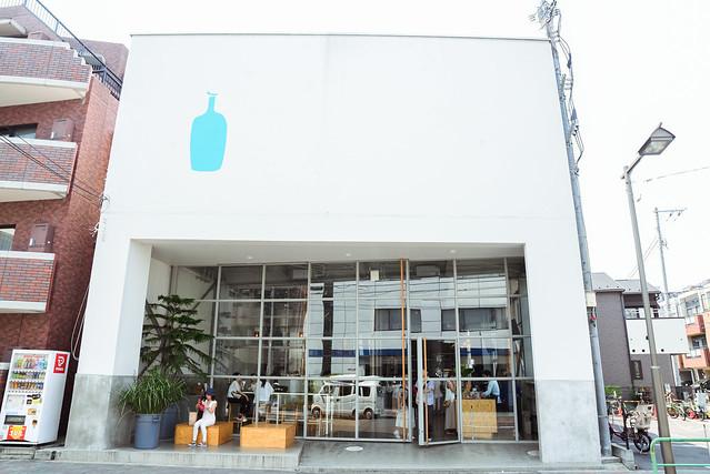日本/東京/清澄白河-Blue bottle迷必訪–藍瓶子咖啡(清澄白河)