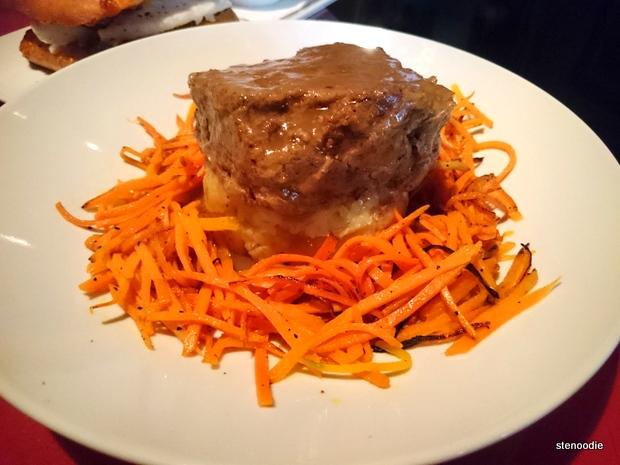 Famous Meatloaf & Mash