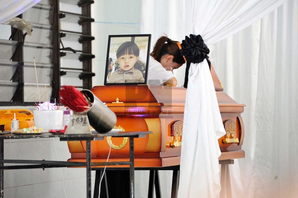 Four Family Member Shot Dead Memorial Service (14 July 2016)