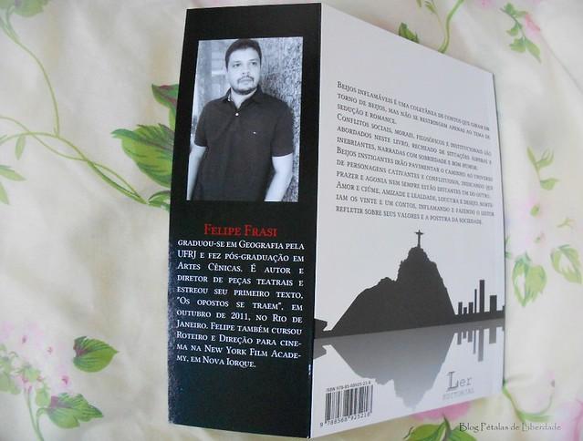 Resenha, livro, Beijos-Inflamáveis, Felipe-Frasi, Ler-Editorial