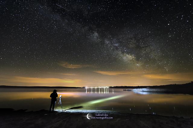 Cómo fotografiar la Vía Láctea
