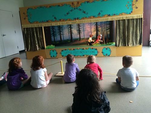 Puppet Show 2016