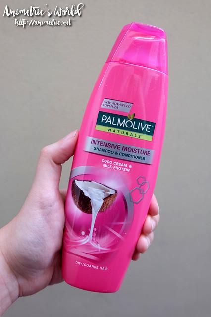 Palmolive Naturals Intensive Moisture