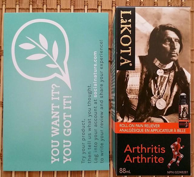 Lakota Arthritis