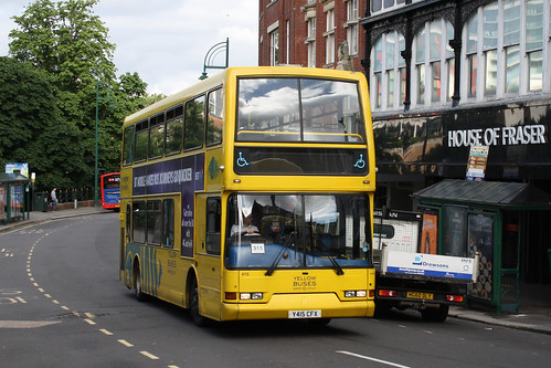 Yellow Buses 415 Y415CFX