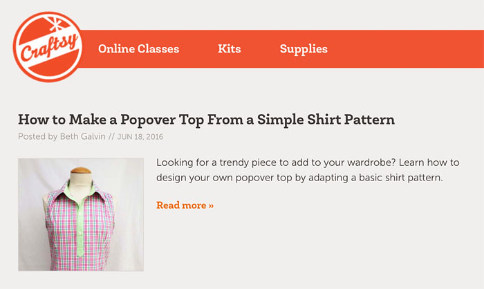 Craftsy popover blog link photo