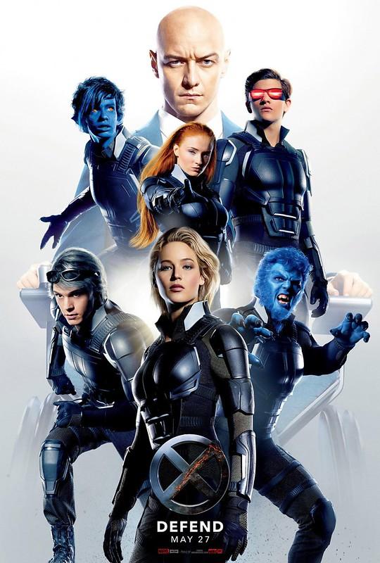 X-Men - Apocalypse - Poster 5