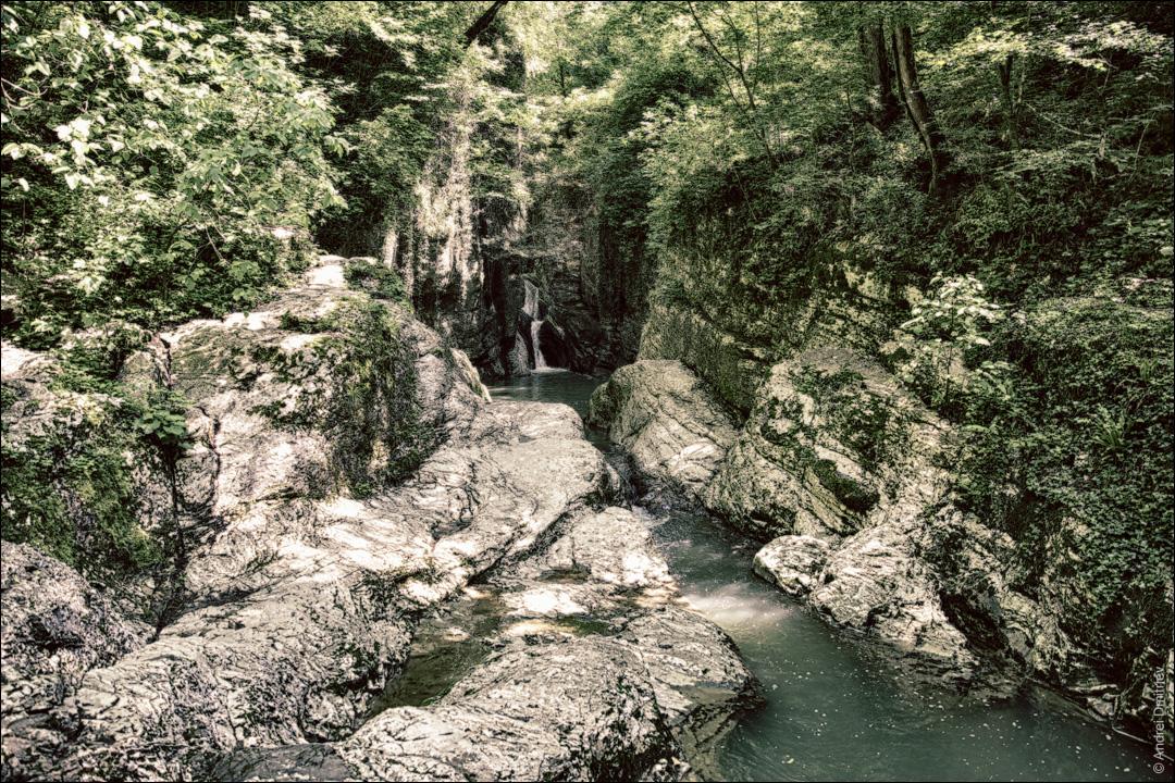 Водопад Чёртова купель