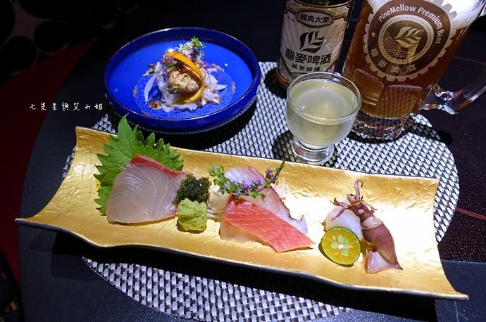 22 鼎膾北海道毛蟹專門店 無敵海景生魚丼2.1 澳洲和牛鍋物買一送一