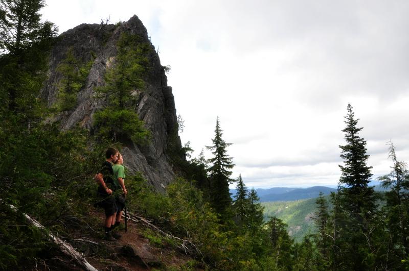 Triangulation Peak Hike 4 @ Mt. Hope Chronicles