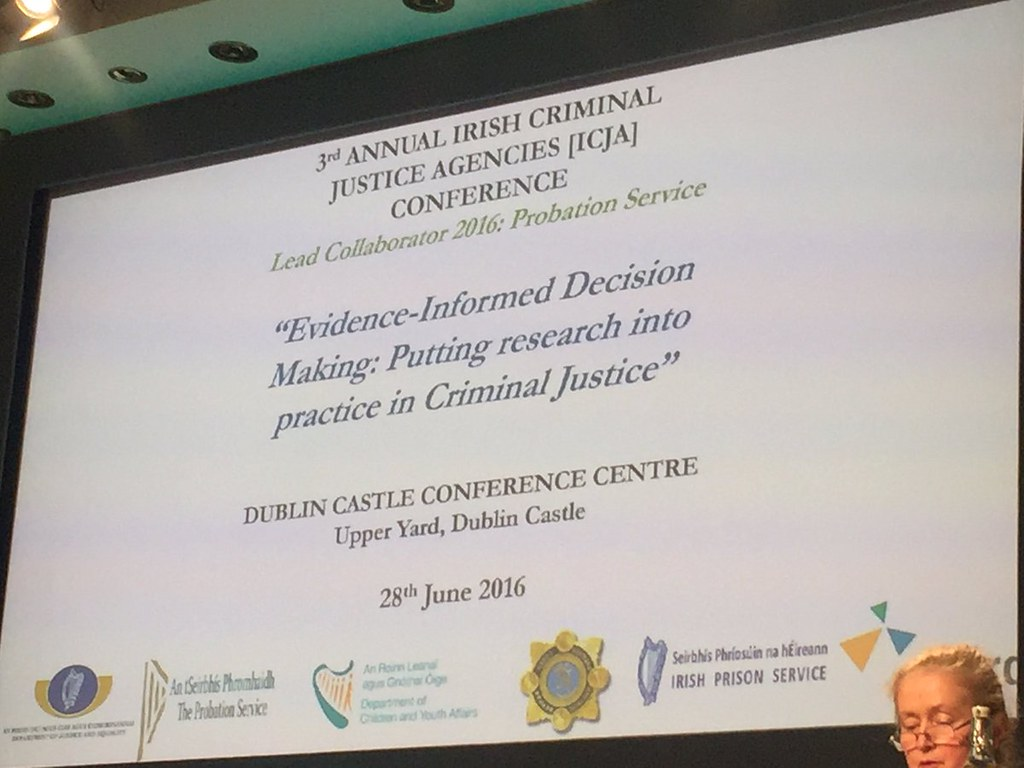 3rd Annual Irish Criminal Justice Agencies Conference
