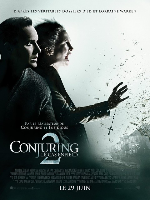 The Conjuring 2 - Poster 3