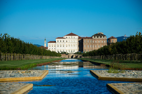 Venaria Reale Frome The Ninfeo