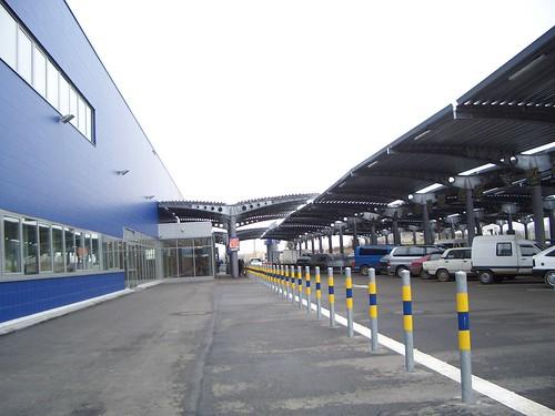 Абонементские парковки в Москве.