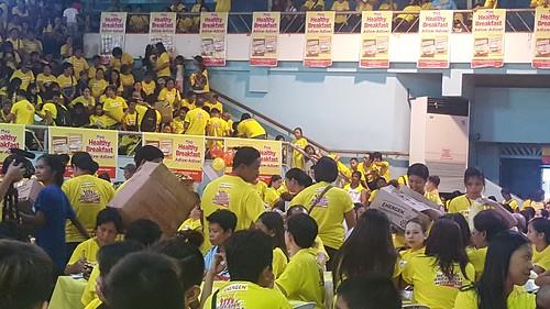 Energen Healthy Breakfast Movement | Davao City Recreation Center (Almendras Gym) June 18, 2016 - photo by DavaoLife.com