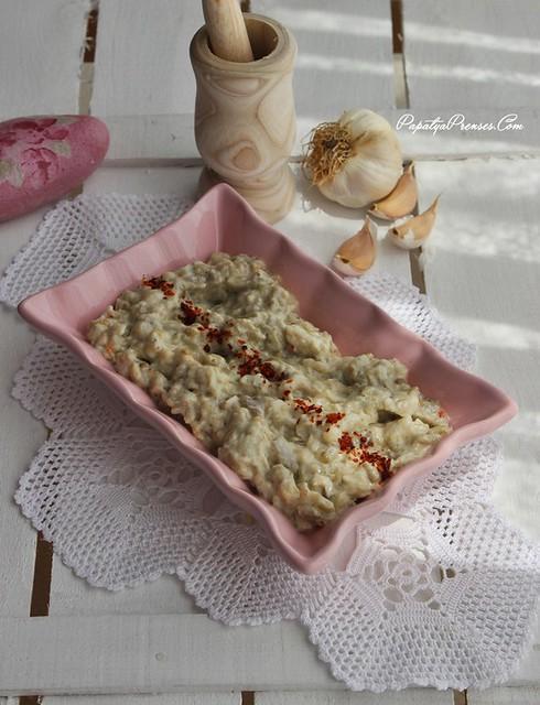 patlıcan salatası (2)