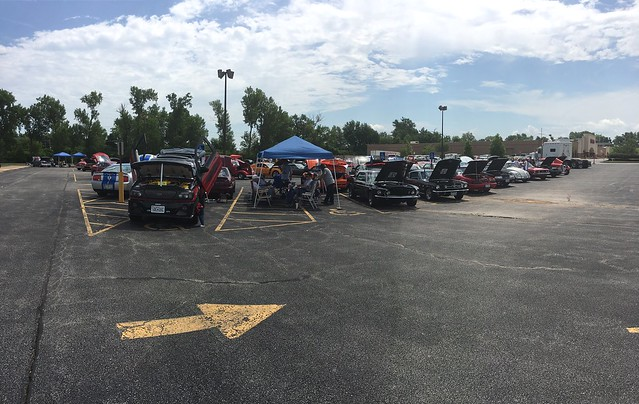 "2016 ""Rides for Guides"" Classic Car Show"