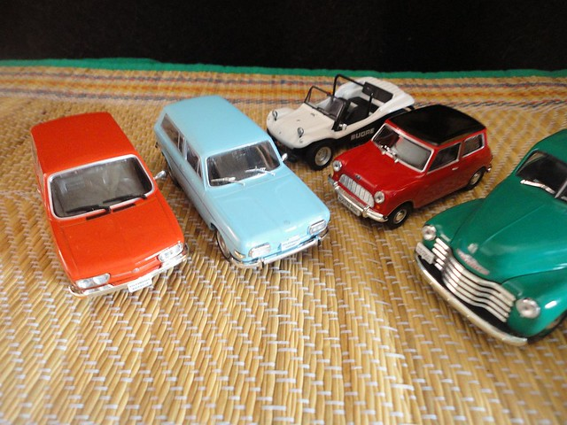6 entregas de la colección Nuestros Queridos Autos que no salieron en Colombia