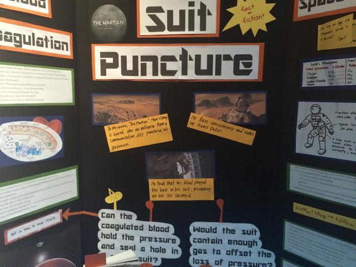 AP Chem: Suit Puncture