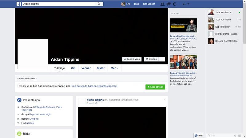 aidan tippins facebook
